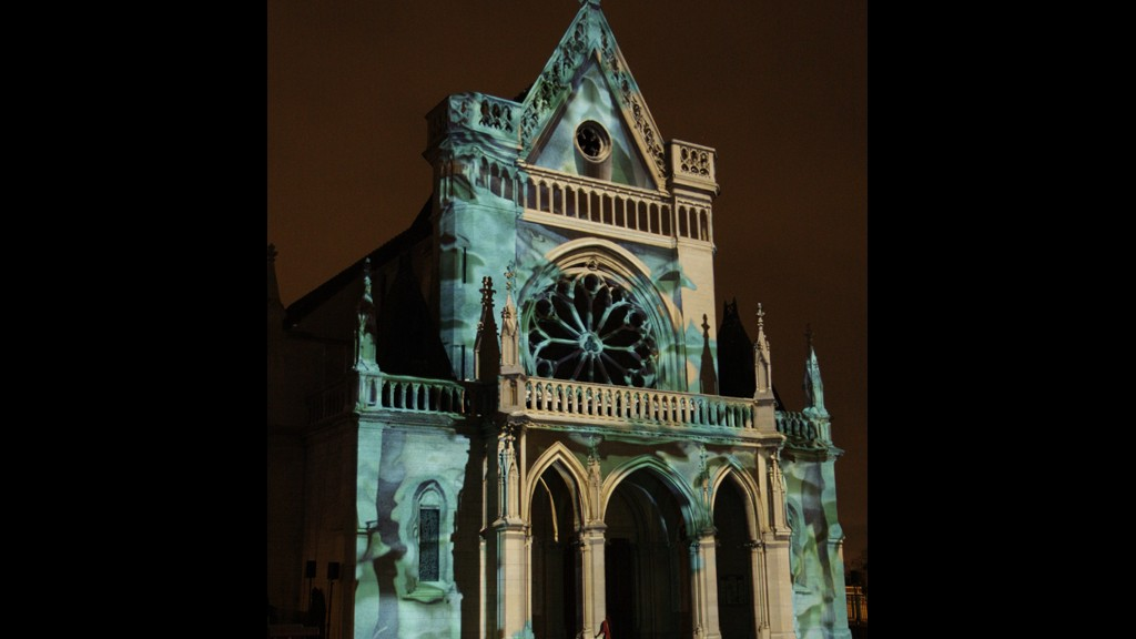 Metamorphosis, Eglise de Chatou, France - 2011